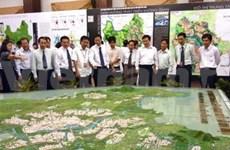 L'aménagement global de Hanoi approuvé