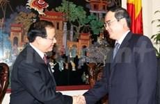 Vietnam et Laos resserrent leur coopération culturelle et touristique