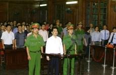 """Procès en appel de Cu Huy Ha Vu pour """"propagande contre l'Etat"""""""