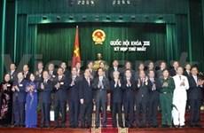 L'AN ratifie la nomination des membres du gouvernement