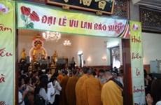 Les Vietnamiens vivant en Thaïlande fêtent Vu Lan