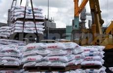 L'usine d'engrais de Phu My sort sa 5 millionième tonne d'engrais azotés