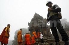 Prochaine réunion du Comité des frontières Thaïlande-Cambodge