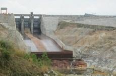Centrale de An Khe: raccordement du 2e turboalternateur