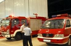 HCM-Ville: ouverture de la foire-expo Secutech Vietnam 2011