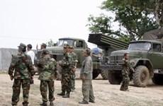 Réunion du Comité régional des frontières Cambodge-Thaïlande