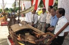 """Expo """"Quang Ngai - Patrimoines culturels maritimes et insulaires"""""""