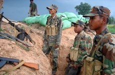 Cambodge-Thaïlande : retrait de 1.500 soldats cambodgiens de la zone litigieuse