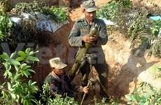 Nouveau retrait des soldats cambodgiens de la zone frontalière litigieuse