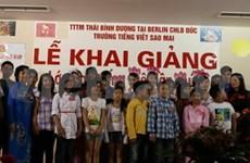Création d'une classe de vietnamien en Belgique