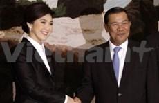Cambodge et Thaïlande s'accordent pour régler pacifiquement leurs litiges