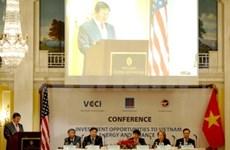 Le ministre Vu Huy Hoang en visite aux Etats-Unis
