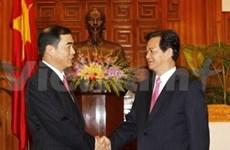 Le Vietnam souhaite approfondir ses relations avec la Chine