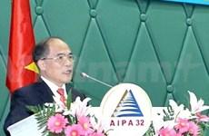 ASEAN : Nguyen Sinh Hung participe à l'AIPA-32