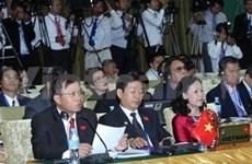 Le VN soutient la Communauté Politique-Sécurité de l'ASEAN