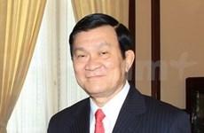 Truong Tan Sang attendu à Singapour et en Malaisie