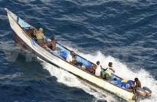 Les marins capturés par des pirates somaliens sont revenus au Vietnam