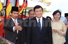 Visite d'Etat en Malaisie du président Truong Tan Sang