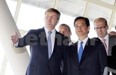 Le PM vietnamien reçu par le prince héritier Alexander