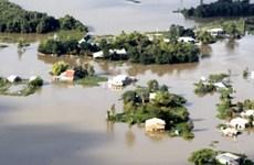 Crues : lourds dégâts au Centre et dans le delta du Mékong