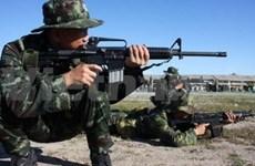 La 21e démontration de tir des forces armées de l'ASEAN