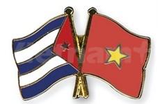 Une délégation de l'Union des organisations d'amitié du Vietnam à Cuba