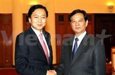 Le Vietnam renforce sa coopération avec le Japon