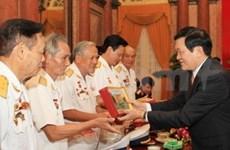 Anniversaire de la piste Ho Chi Minh en mer célébré