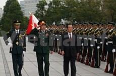 Défense : Vietnam et Japon conviennent de renforcer la coopération bilatérale