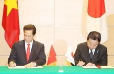 Déclaration commune Vietnam-Japon