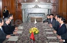 Vietnam-Japon: coopération législative