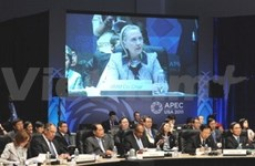 Le VN à la conférence inter-ministérielle de l'APEC
