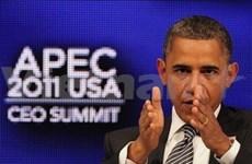 Séance plénière du 19e sommet de l'APEC