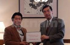 Un Viet kieu au Japon aide les enfants de Quang Binh