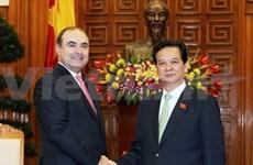 Renforcement des relations Vietnam-Albanie