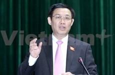 AN : le ministre des Finances répond aux interpellations