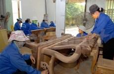 Vietnam-UE : négociations sur les produits forestiers