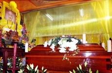 Cérémonie d'hommage posthume au Vénérable Thich Thanh Tu