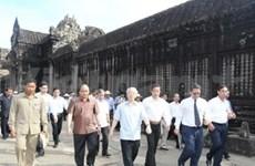 Le chef du PCV achève sa visite d'Etat au Cambodge