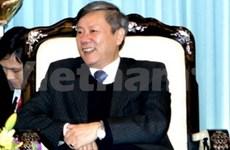 Le Vietnam à la 13e rencontre des partis communistes