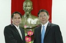 Renforcement de la coopération entre l'AVI et Xinhua