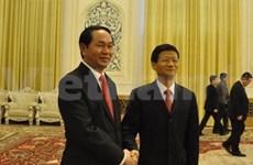 Une mission du ministère de la Sécurité publique en visite en Chine