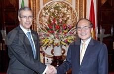 Le Vietnam souhaite approfondir ses relations d'amitié avec le Mexique