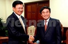 Diplomatie: renforcement de la coopération Vietnam-Laos