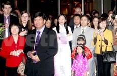 Les Vietnamiens au Canada fêtent le Têt du Dragon