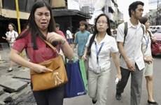 Philippines : lundi, 43 morts dans un séisme