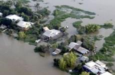 Aide de la BM contre les inondations au VN