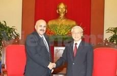 Le Vietnam et Cuba louent les liens fraternels