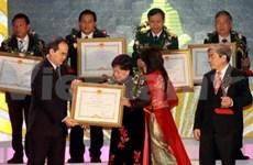 Remise du Prix national de la qualité à 98 entreprises