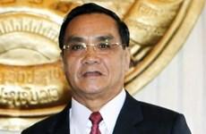 Visite du PM laotien dans des localités vietnamiennes